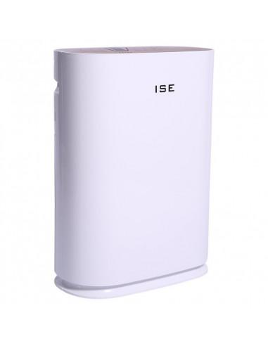 ISE Purificateur d'air avec capteur intelligent 4 Niveaux de Filtration SY-14002