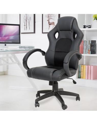 ISE Fauteuil de bureau Chaise de...