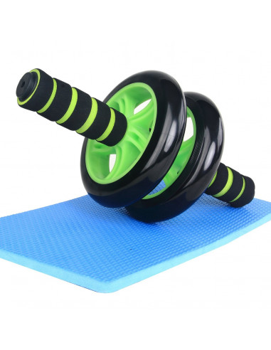Ab Wheel Roller De Fitness Musculation Roue Abdominaux Appareil