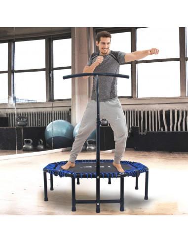ISE Trampoline de Fitness Pliable...