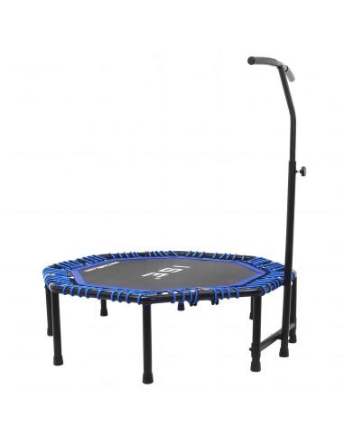 ISE Trampoline de Fitness Pliable (Bleu) - Patna SY-TGB-BL