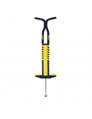 ISE Pogo Stick Double Barre Construction Solide Bâton Sauteur pour Les utilisateurs de 36kg à 72 kg SY-ST005