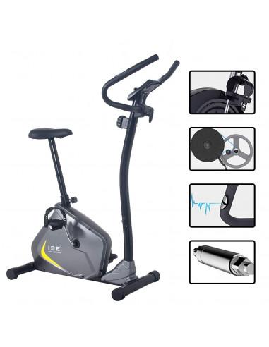 ISE - Vélo d'appartement ergonomique...
