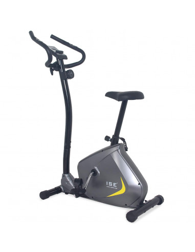 ISE - Vélo d'appartement ergonomique - Mindelo SY-8802