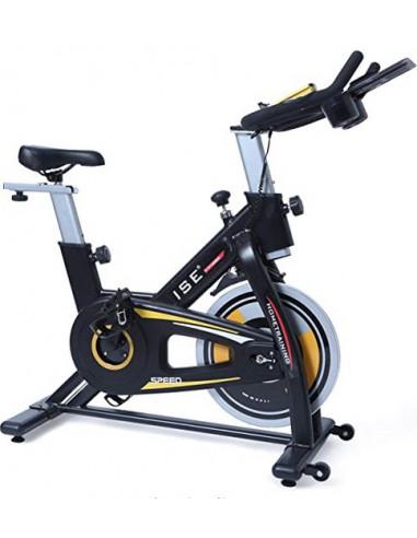 ISE - Vélo d'Appartement Silencieux Vélo d'Intérieur Vélo Sport Biking Indoor SY-7909