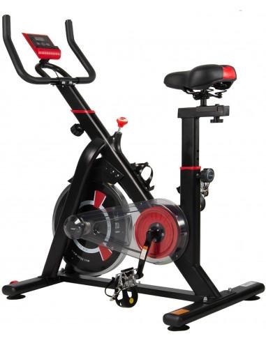 ISE Vélo d'appartement - Vélo pour entraînement de fitness à la maison - SY-7021