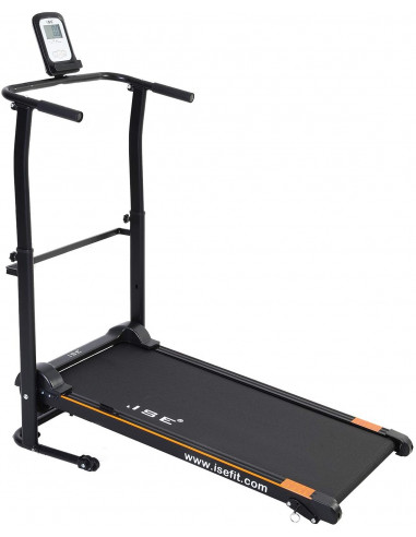 ISE Mini Tapis de Course Pliable...