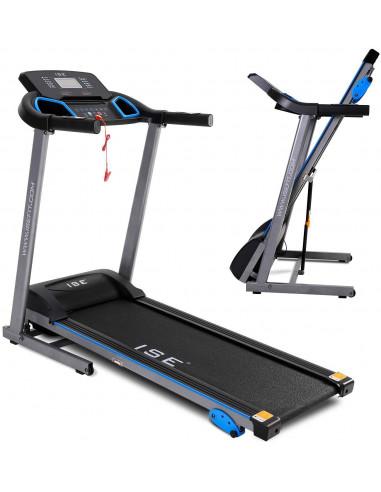 ISE Tapis de Course Fitness Electrique Pliable / SY-T4001