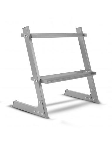 ISE Support pour Haltères Sports Rack de Rangement pour Poids et Haltères, SY-RK1040