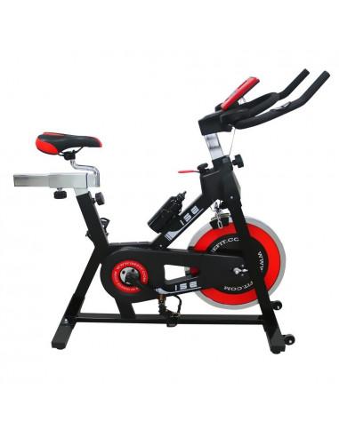 ISE vélo de biking spin bike Intérieur aerobie spining vélo biking 7001 rouge