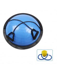 ISE Balance Trainer Ball avec Câbles de Resistance / MILANO-SY-BAS1001-BL