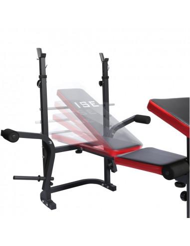 banc muscu pliable banc pour dos et lombaires toorx wbx livraison incluse homcom appareil de. Black Bedroom Furniture Sets. Home Design Ideas