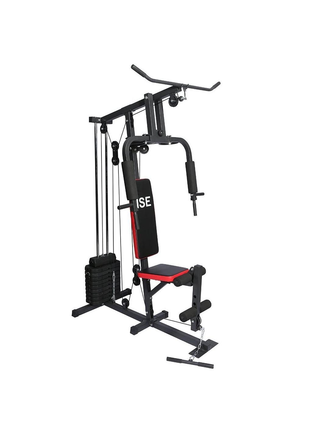 Vente poids musculation maison design for Appareil fitness maison