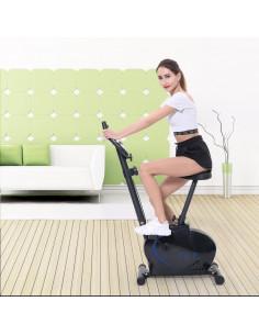 ISE Vélo d'Appartement Vélo Cardio Vélo d'intérieur SY-7004