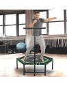 ISE Trampoline de Fitness (vert) - Auckland SY-1105